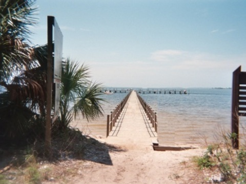 Bike Florida, Cedar Key, Atsena Otie Key