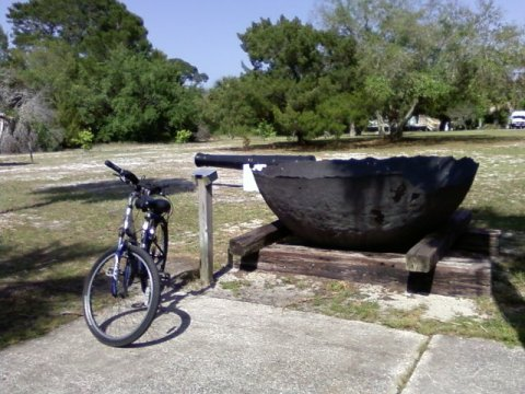 Bike Florida, Cedar Key