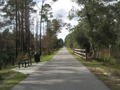 Florida Top 10, East Central Regional Rail Trail