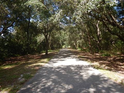 Chain of Lakes Trail, Winter Haven to Lake Alfred
