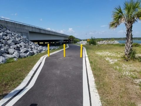 Bike Florida, Timucuan Trail