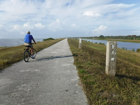 Lake Okeechobee Scenic Trail, Port Mayaca