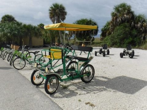 Bike Florida, Fort DeSoto Park