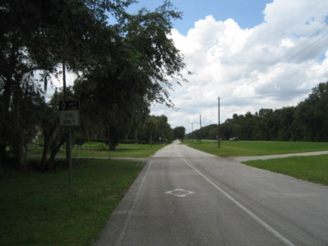 Bike Florida, Old Fort King Road