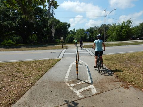 Bike Florida, Ream Wilson Clearwater Trail