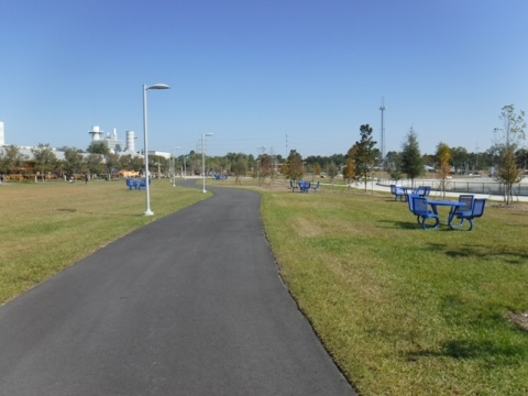 Gainesville-Hawthorne State Trail, Downtown Connector