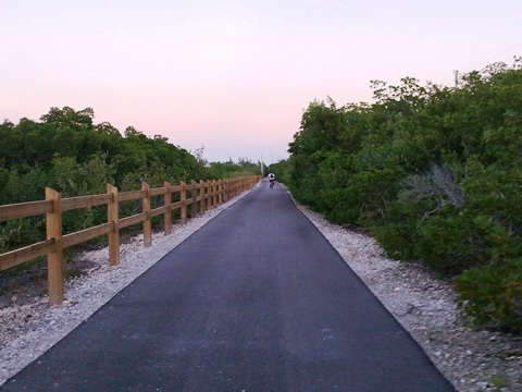 Florida Keys biking