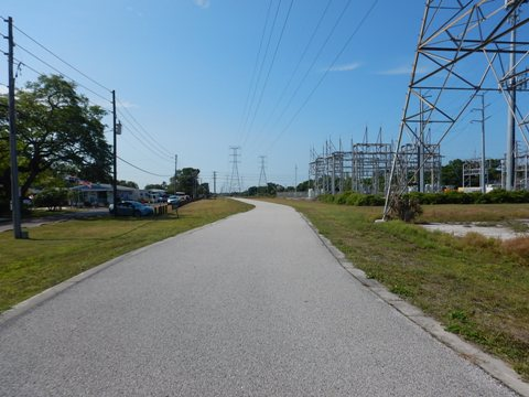 Bike Florida, Pinellas Trail, Duke Energy Trail