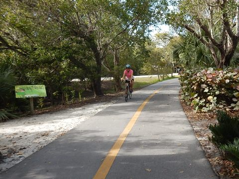 Florida top 10 bike trails, Sanibel Island