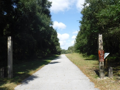 Withlacoochee Trail, Owensboro to Ridge Manor