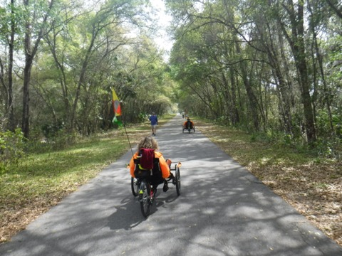 Withlacoochee State Trail, Florida Top 10
