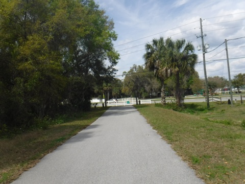 Withlacoochee State Trail, Inverness to Hernando