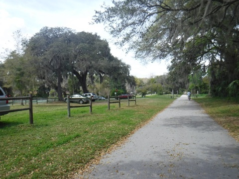 Withlacoochee State Trail, Hernando to South Citrus Springs